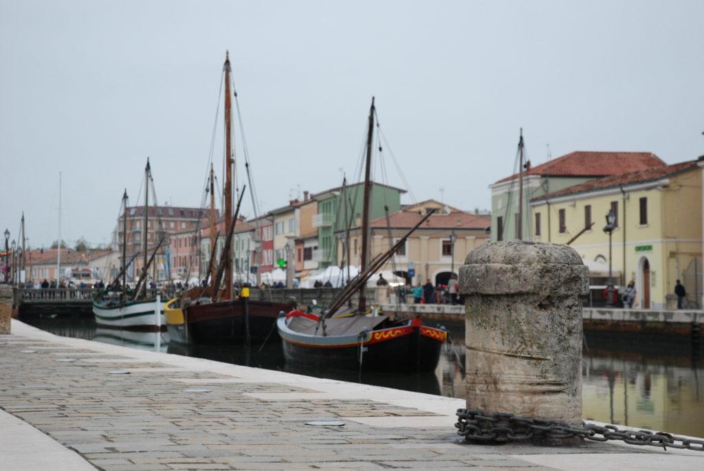 Porto Canale di Cesenatico, Museo della Marineria