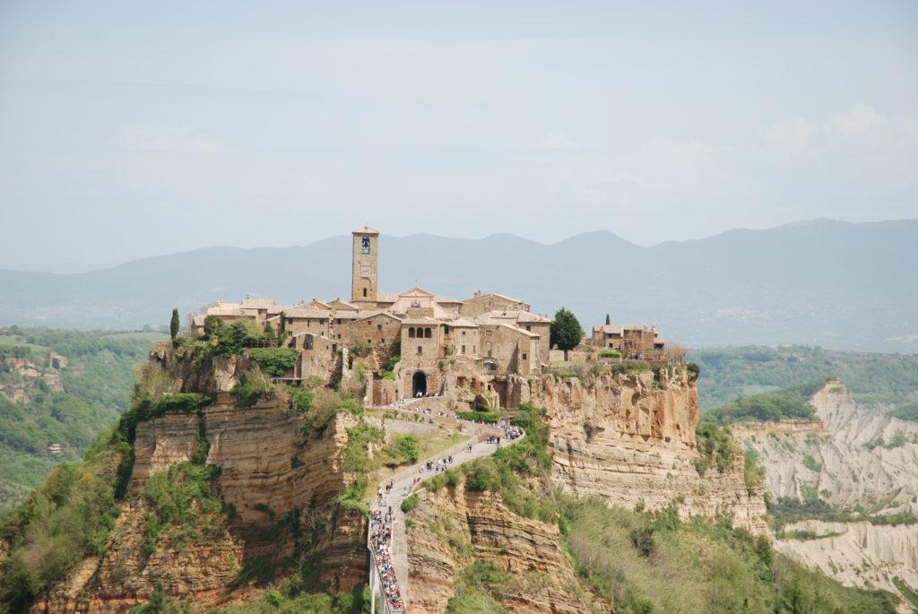 Civita di Bagnoregio, borgo medievale perfettamente conservato